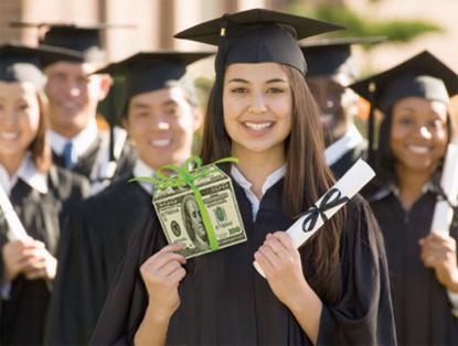 college grad budget