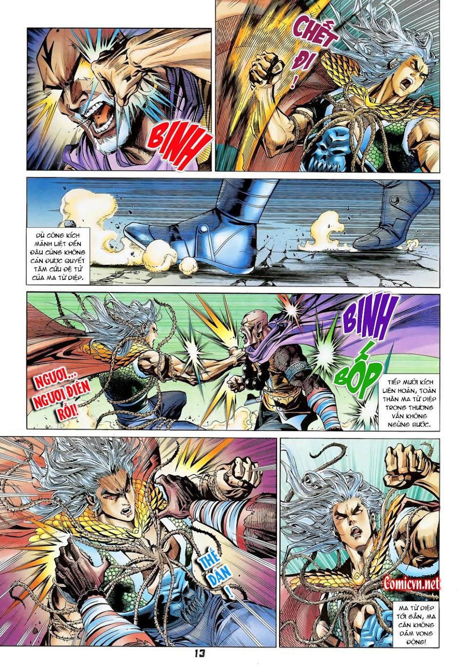 Đại Đường Uy Long Chap 102 - Trang 13