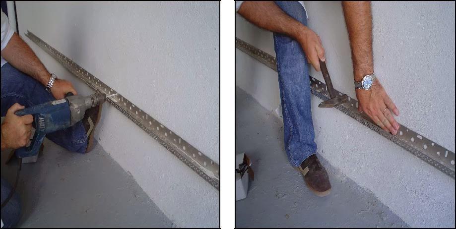 Colocação-do-perfil-de-arranque-pintar-a-casa