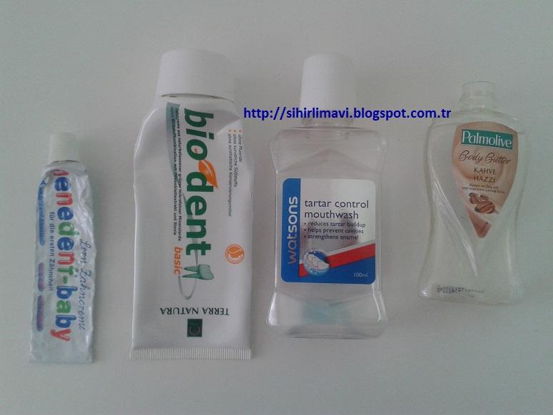 bebek diş macunu, dentinox, biodent, watsons, palmolive
