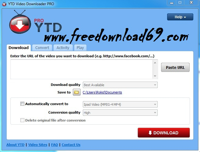 ytd, ytd crack, ytd full version, ytd video downloader free download,