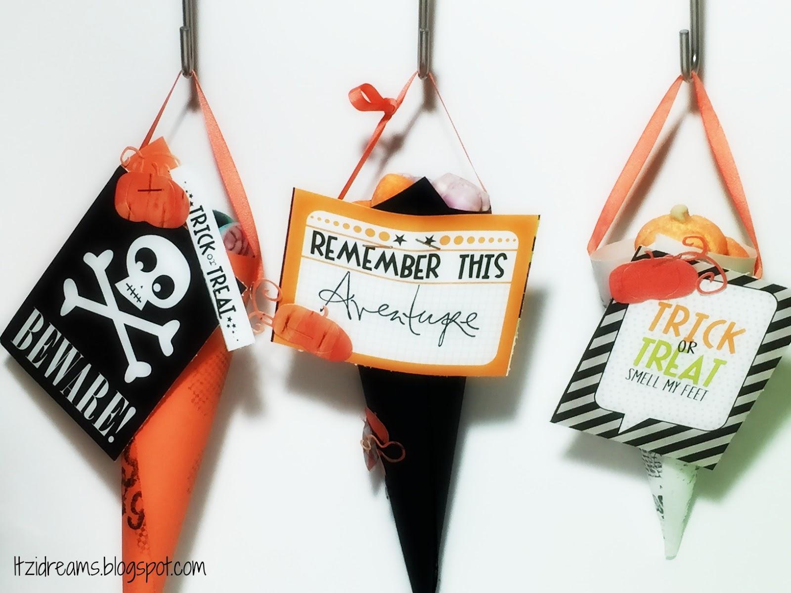 DIY Candies Halloween - Handbox Craft Lovers | Comunidad DIY ...
