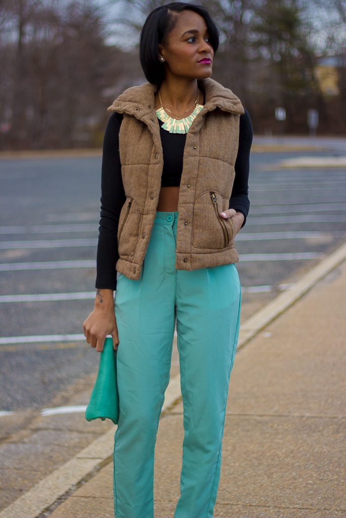 american+apparel+pants_mint_puffer+vest