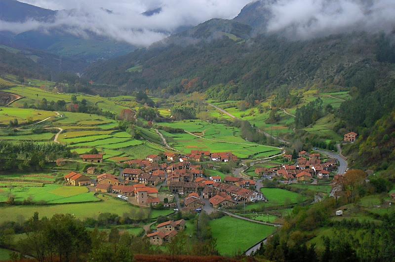 Carmona en Cabuerniga Cantabria
