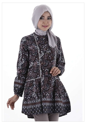 Trend iModeli iBajui Batik iMuslimi iAtasani iWanitai 2019