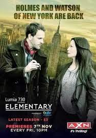 Elementary Season 3 | Eps 01-24 [Complete]