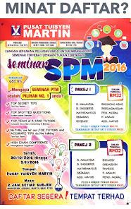 Seminar spm 2016