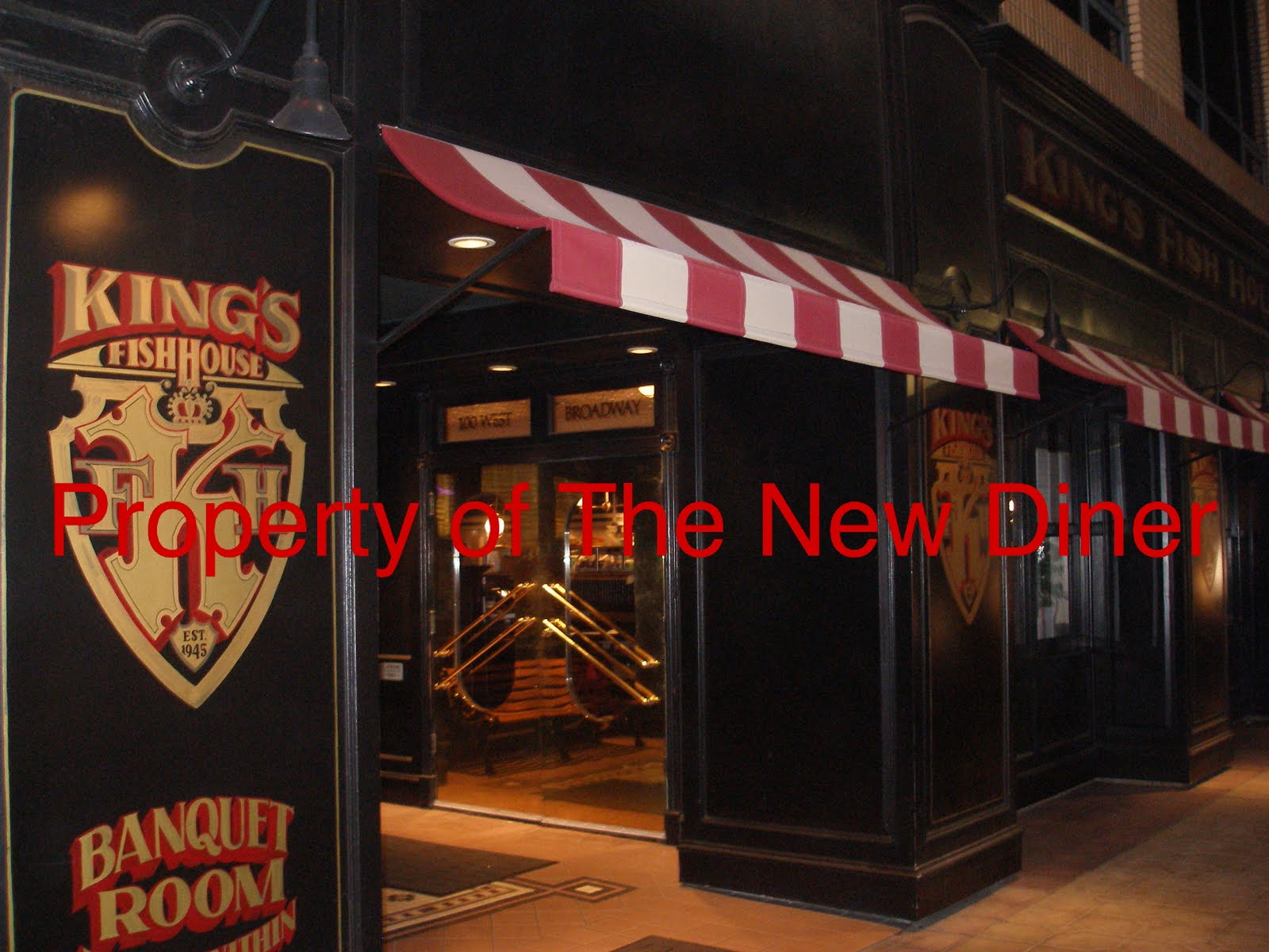 The new diner kings fish house long beach for Kings fish house