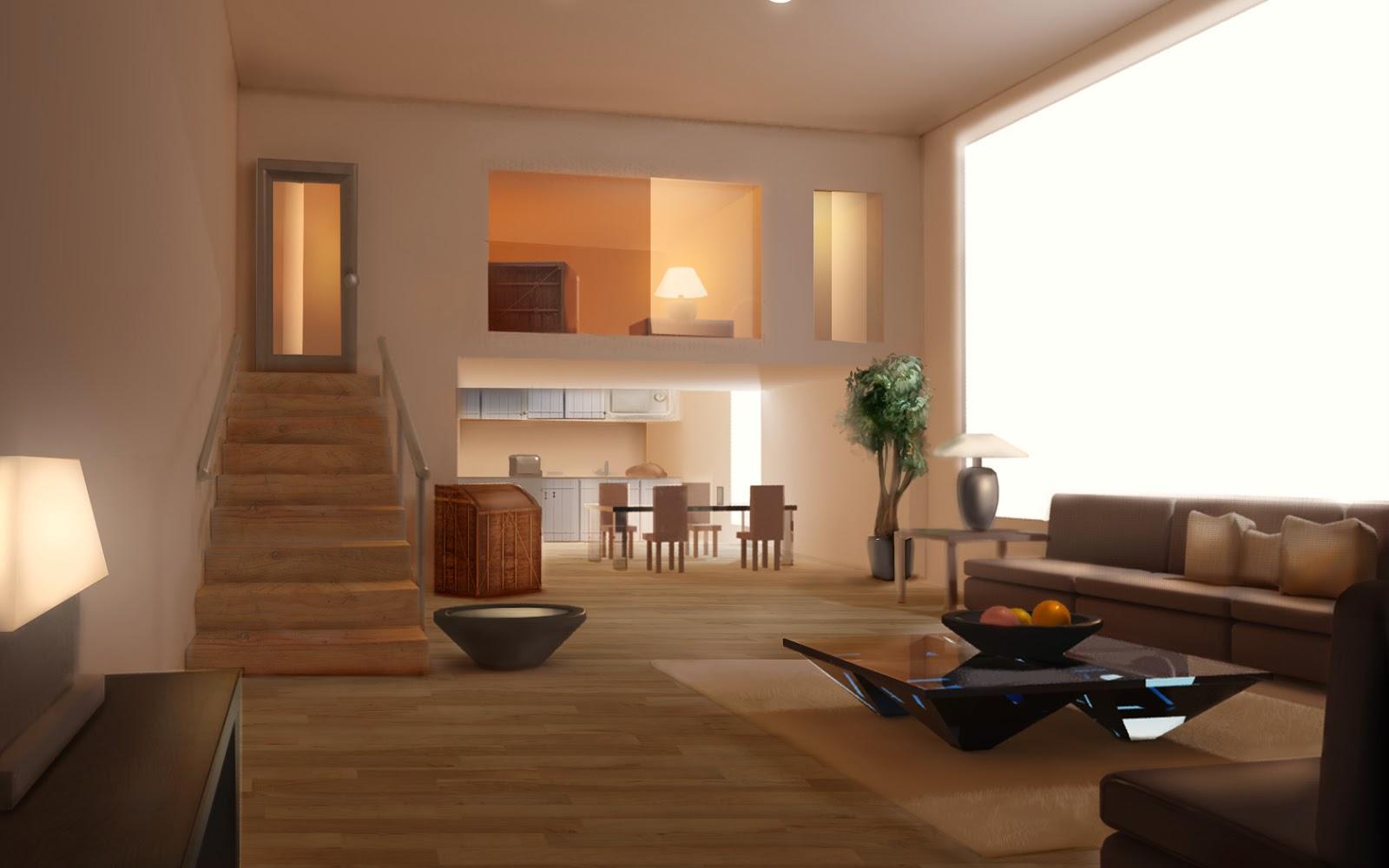 Gambar Design Interior Rumah Minimalis 10