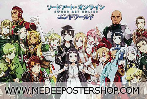 Sword Art Online Poster - 01