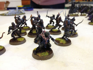 The Hobbit SBG Fimbul and hunter orcs