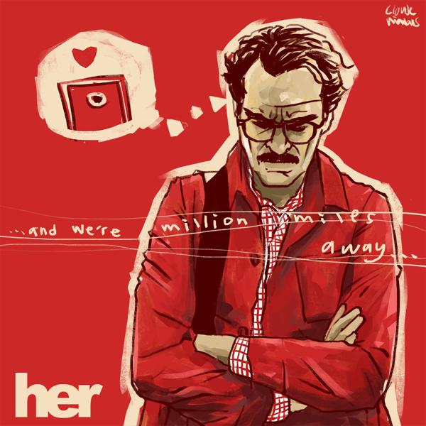 Her - ფილმი მარტოობასა და ინტიმურობაზე