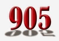 Resultado de imagen de de donde es un prefijo 905