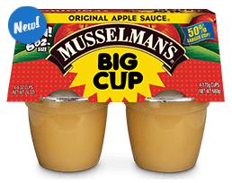 Musselman's Big Cup