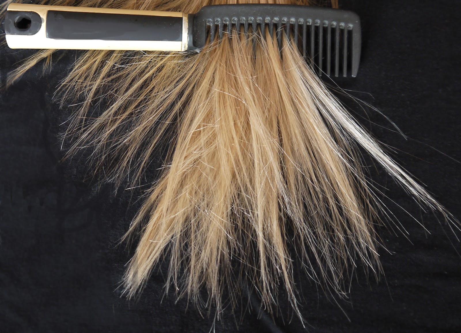 К чему приснилось что выпали волосы