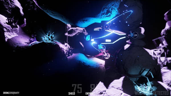 Drone Zero Gravity PC Game