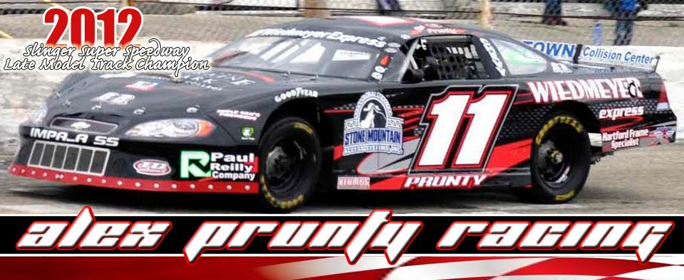 Alex Prunty Racing