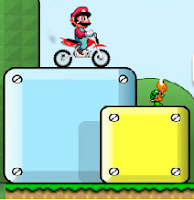 Jugar Super Mario Cross