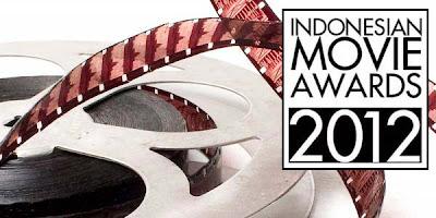 Nominasi Indonesian Movie Awards 2012