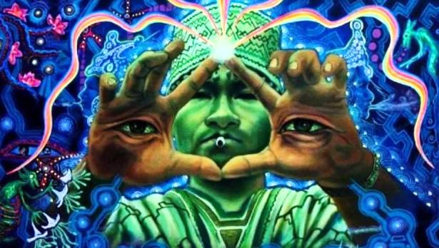 ayahuasca and onciousness