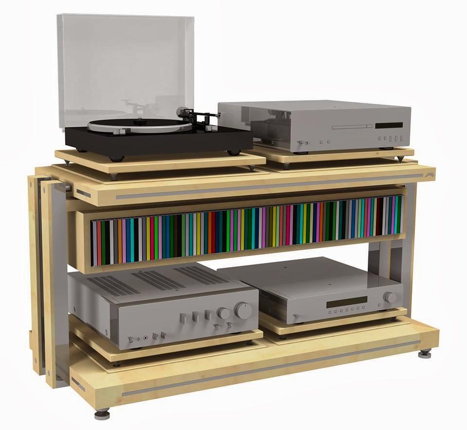 Metaformen Acoustics audio furniture