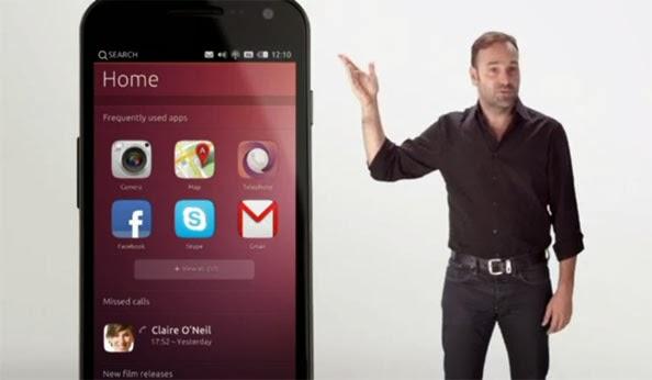 Review Ubuntu Phone versión 25 Febrero, prueba en español ubuntu phone,