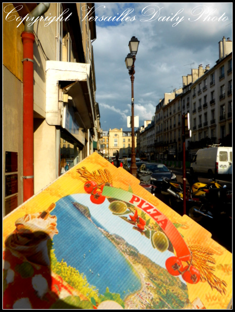 Pizzeria O'Bottega Versailles Ave Général Leclerc