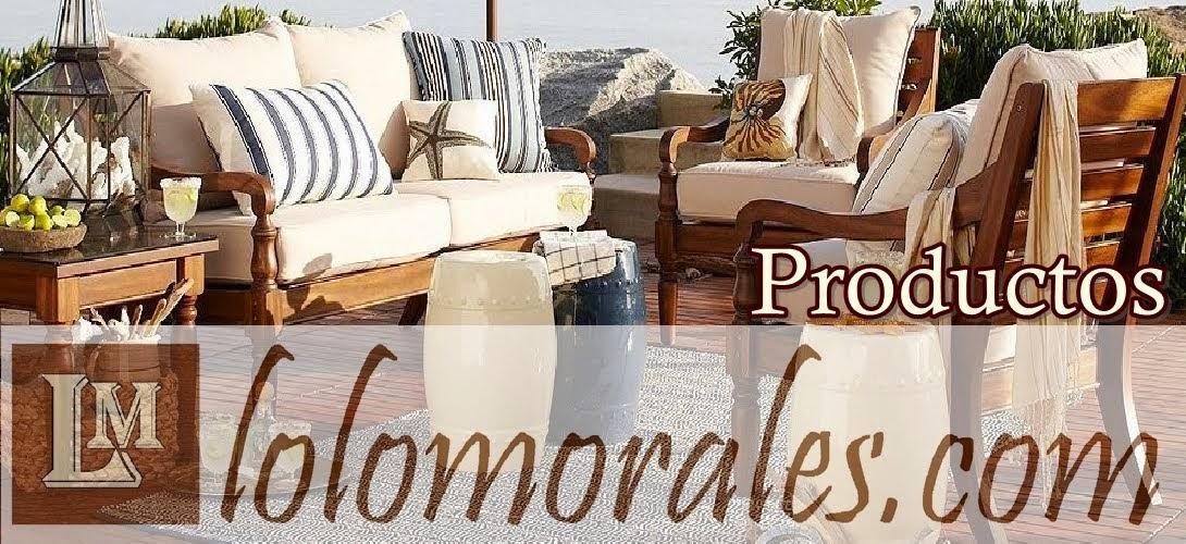 Productos que fabrica Lolo Morales®