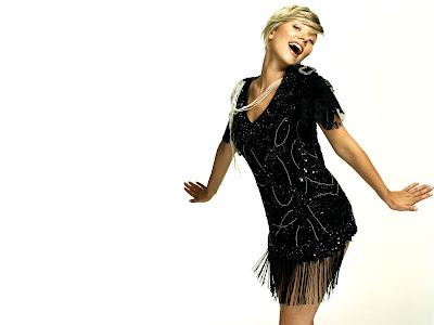Scarlett Johansson HQ Wallpaper Style cute smile