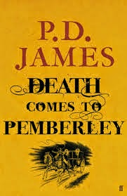 Twisted Austen Review: Death Comes to Pemberley, P.D. James