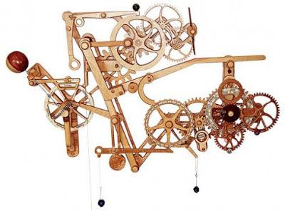 Передаточный механизм в аппарате съемки