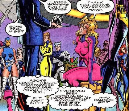 Avengers 394 Jarvis Luna