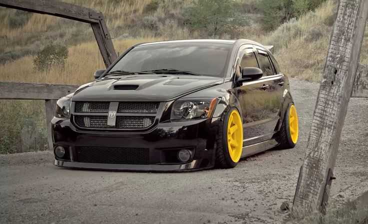 Dodge Caliber Srt 4 Modification Car Modification