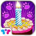 Puppy's Birthday Party - Care, Dress Up & Play! App iTunes App Icon Logo By Kids Fun Club by TabTale - FreeApps.ws