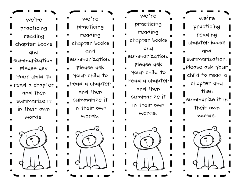 Learning with a Happy Heart: Guided Reading Bookmarks