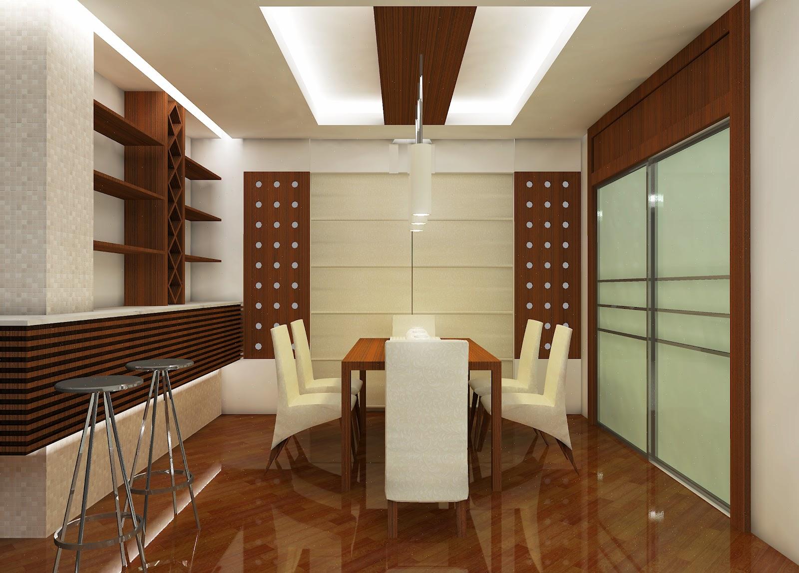 Dunia Kabinet Dapur: Gambar-gambar 3D Hiasan Dalaman Rumah