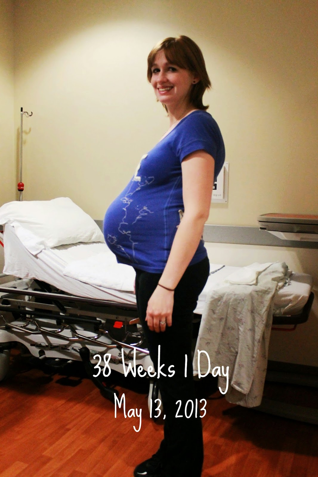 38 weeks 3 days pregnant how to bring on labour