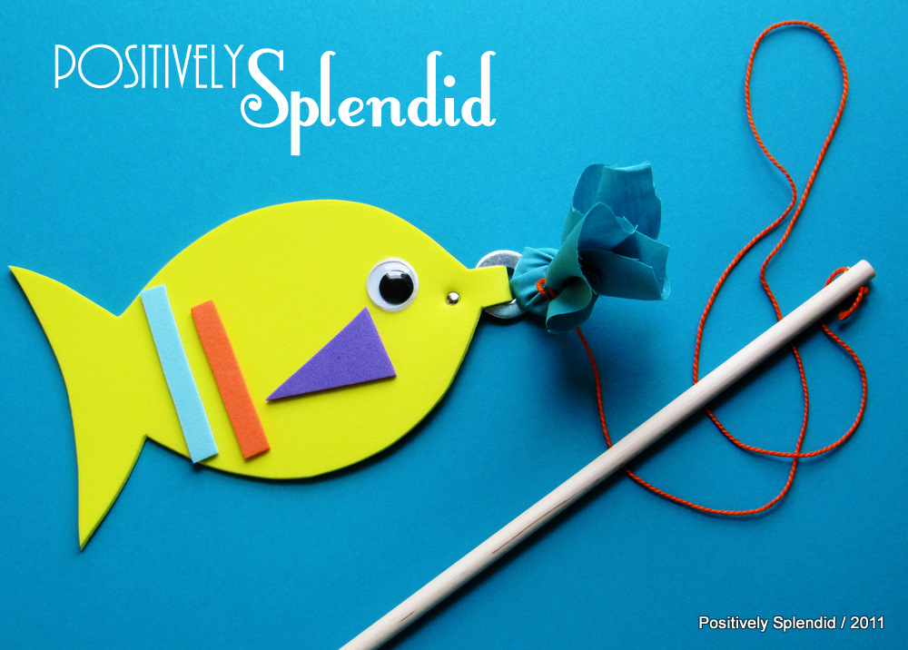 Magnetic fishy game boredom buster tip junkie for Best magnets for magnet fishing
