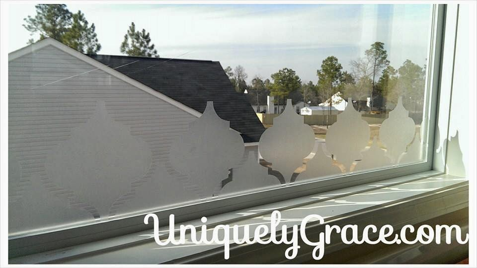 http://blog.uniquelygrace.com/2014/03/diy-10-window-treatment-faux-frosted.html