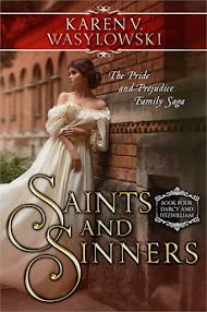 SAINTS AND SINNERS, Book Four