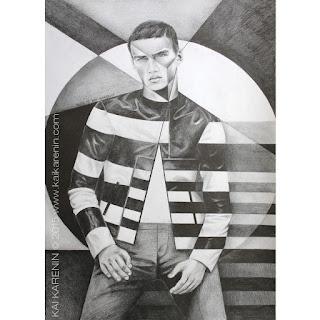 Misa Patinszki by Kai Karenin, illustration