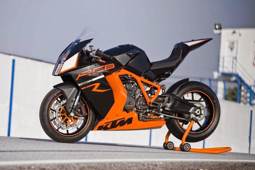 KTM 1190 RC8 R Bikes Photo Gallery