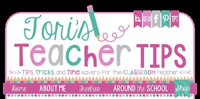 Tori's Teacher Tips