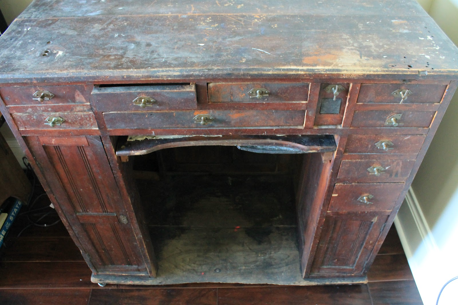 Ebay Image 1 Antique Oak Roll Top Watchmakers Bench Jewelers Desk Images Frompo