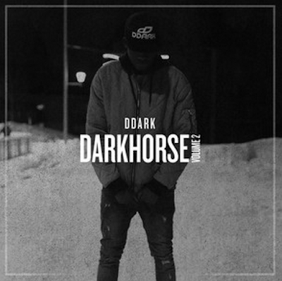DDARK - DARK HORSE VOL. 2 cover