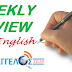 12/1 - 18/1/2014 weekly news review