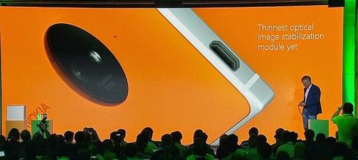 Microsoft chính thức tung ra bộ ba smartphone Lumia mới