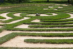 Labyrinth here by cogdogblog via Flickr and a Creative Commons license