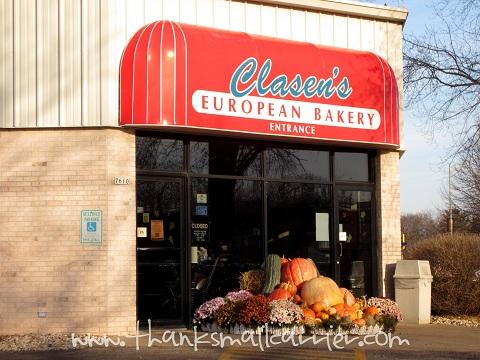 Clasen's Bakery