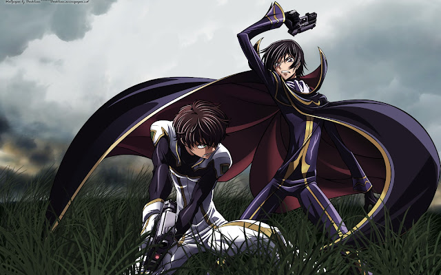 Code Geass | Wallpaper | Guns